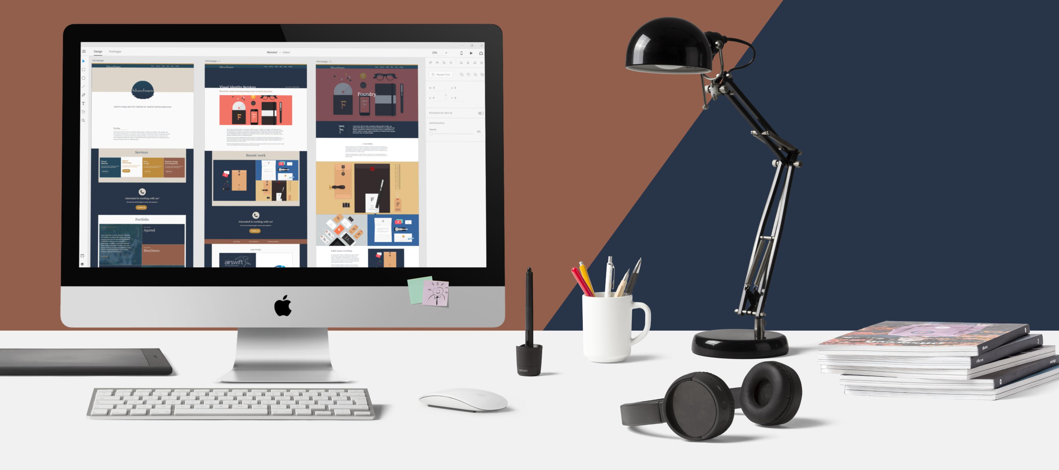 Web Design Development Blue Dawn Studios
